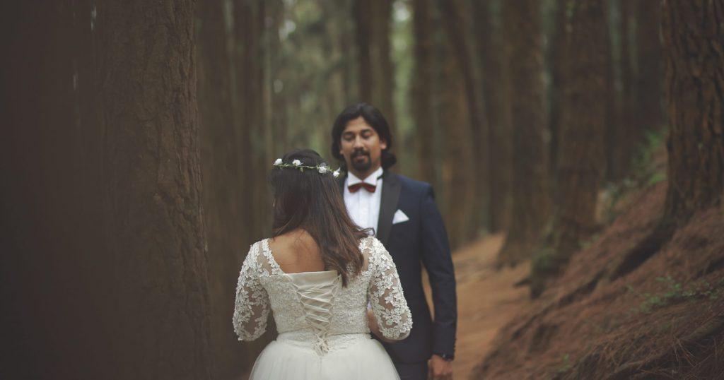 Hochzeitsfotografie und ihre Praktiken