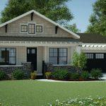 Genießen Sie das Gefühl der traditionellen Werte von Bungalow House Plans!